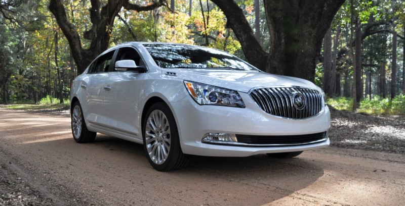Road Test Review - 2015 Buick LaCrosse 23