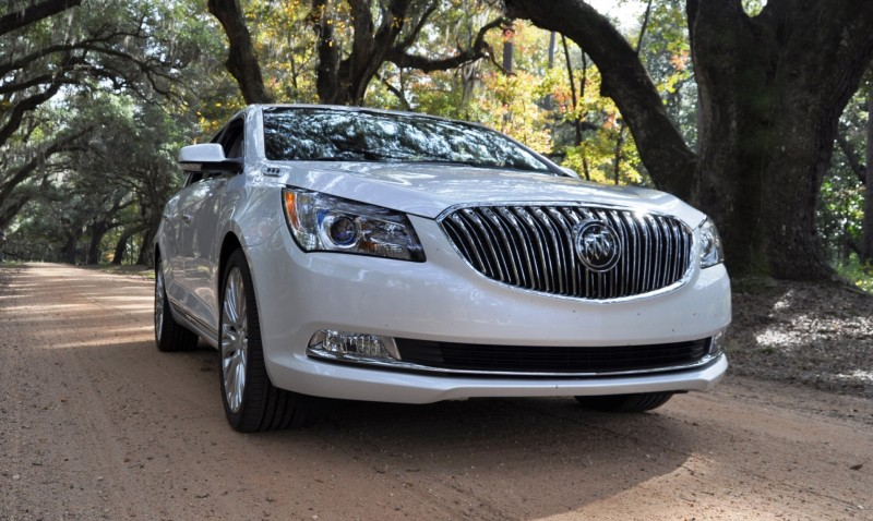 Road Test Review - 2015 Buick LaCrosse 24