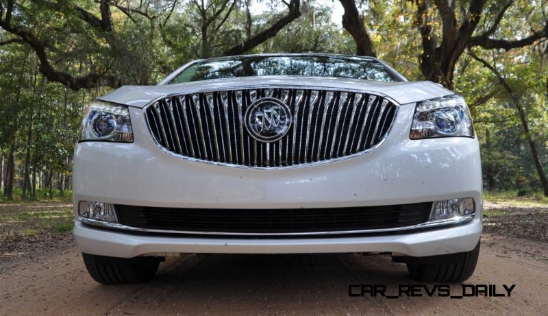 Road Test Review - 2015 Buick LaCrosse 26