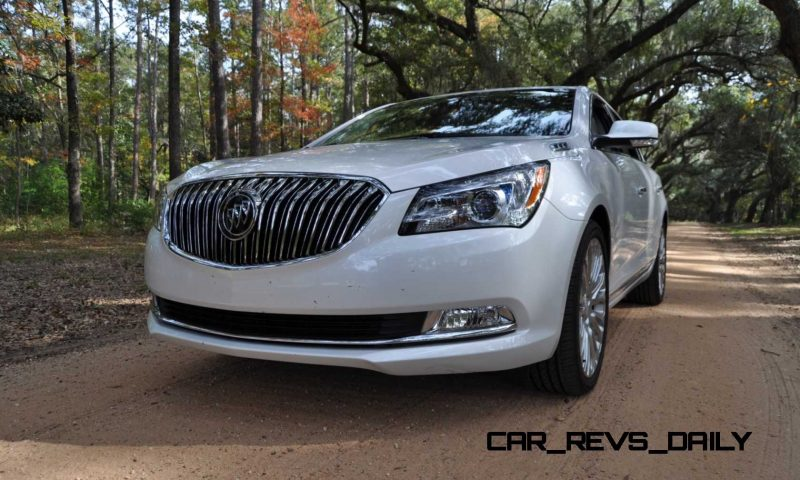 Road Test Review - 2015 Buick LaCrosse 27