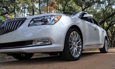 Road Test Review - 2015 Buick LaCrosse 28