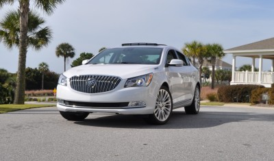 Road Test Review - 2015 Buick LaCrosse 29