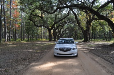 Road Test Review - 2015 Buick LaCrosse 3