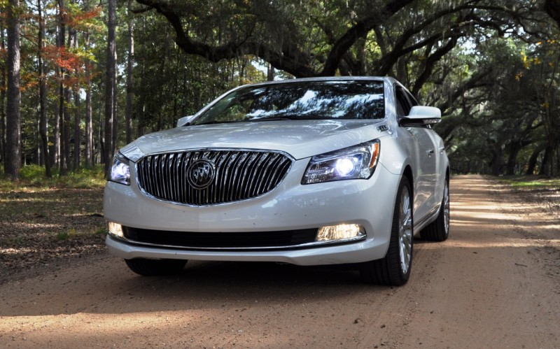 Road Test Review - 2015 Buick LaCrosse 30