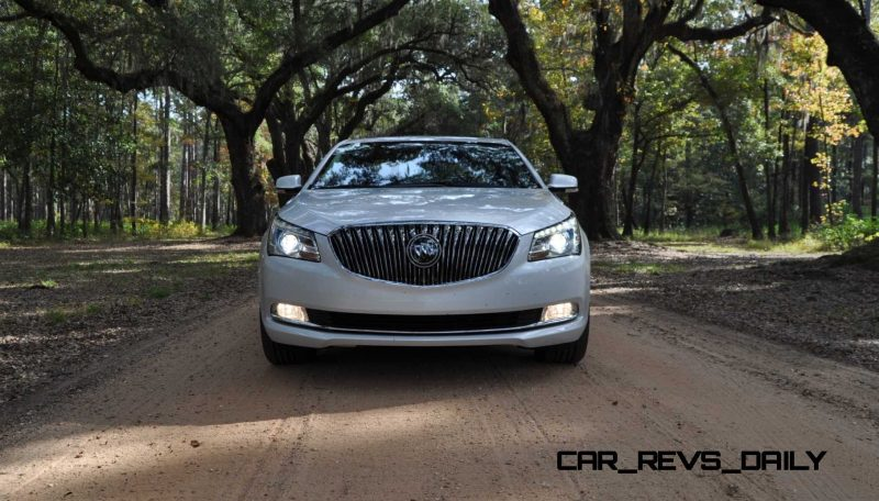 Road Test Review - 2015 Buick LaCrosse 31