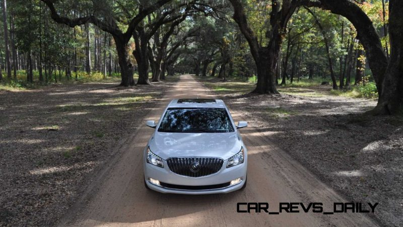 Road Test Review - 2015 Buick LaCrosse 32