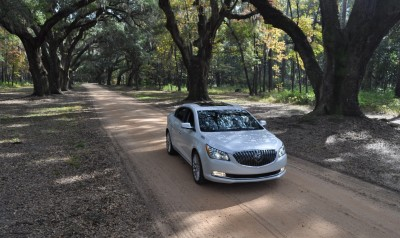 Road Test Review - 2015 Buick LaCrosse 33