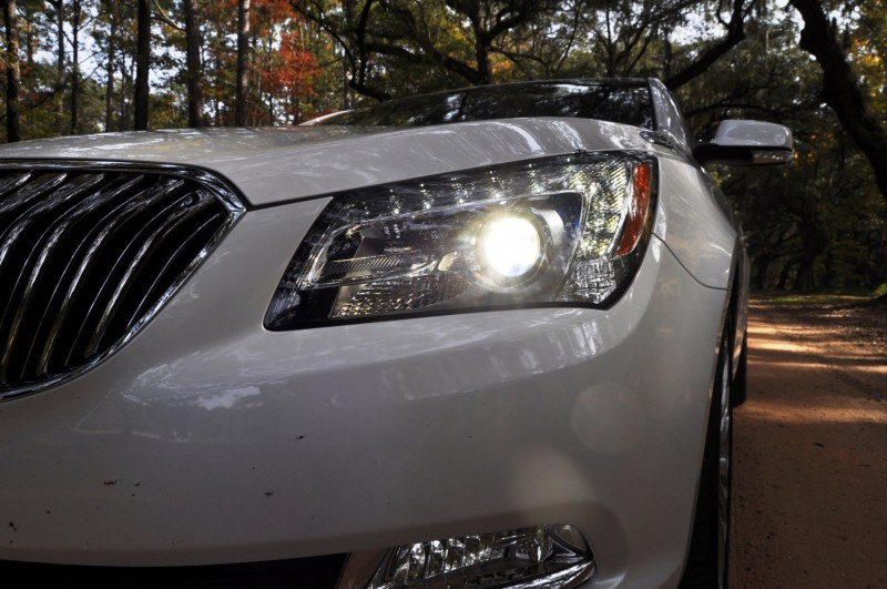 Road Test Review - 2015 Buick LaCrosse 36