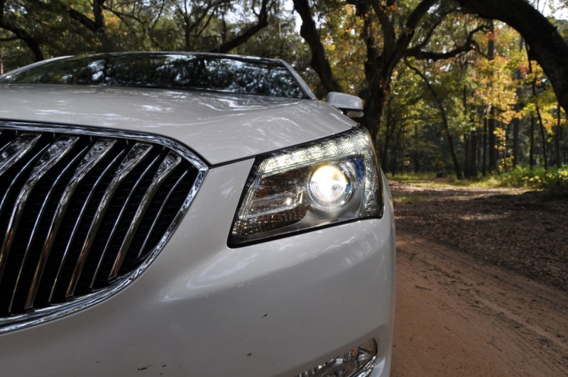 Road Test Review - 2015 Buick LaCrosse 38