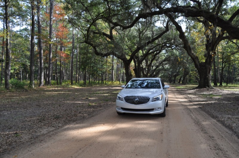 Road Test Review - 2015 Buick LaCrosse 4