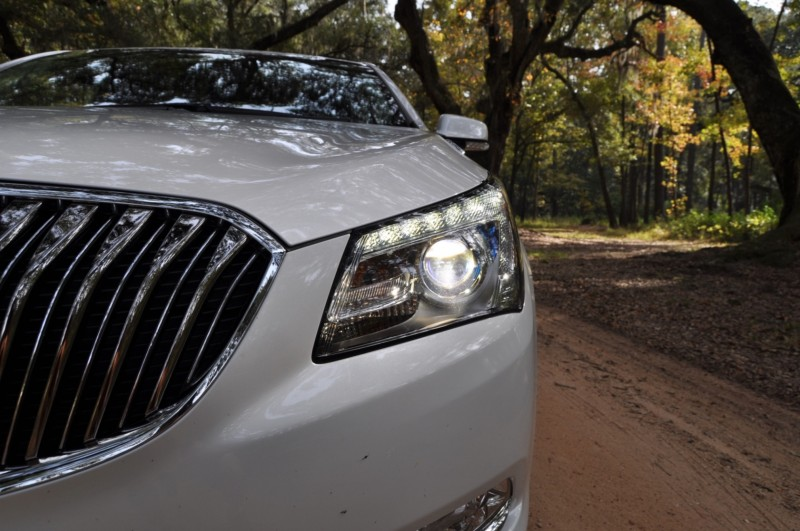 Road Test Review - 2015 Buick LaCrosse 40