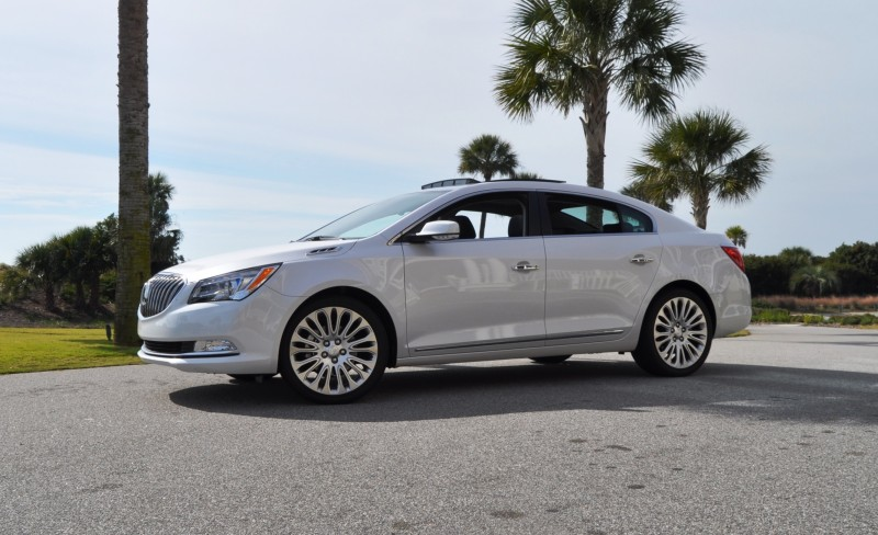Road Test Review - 2015 Buick LaCrosse 42