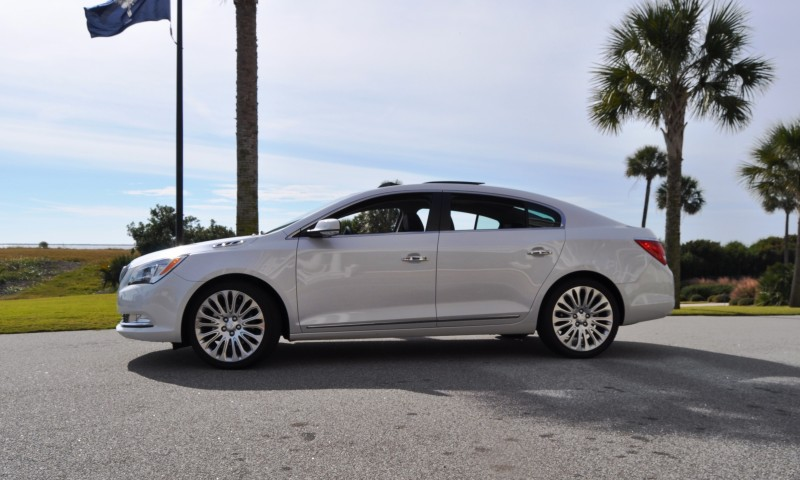 Road Test Review - 2015 Buick LaCrosse 43