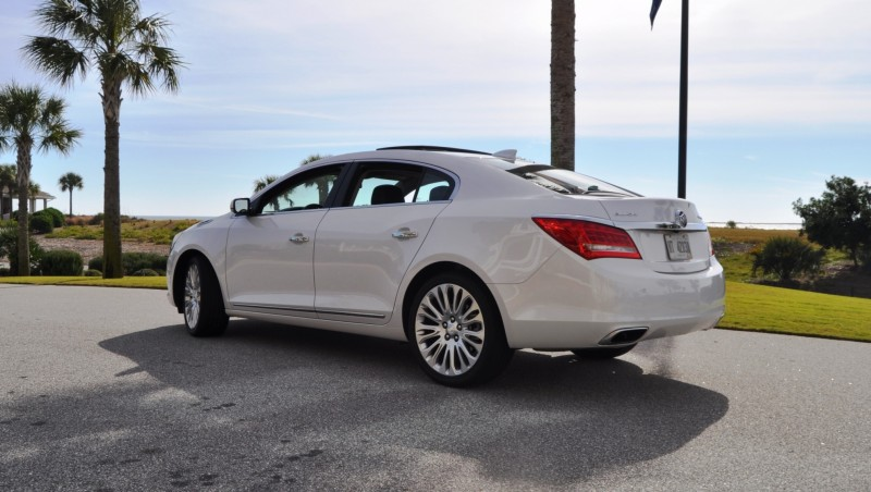 Road Test Review - 2015 Buick LaCrosse 44