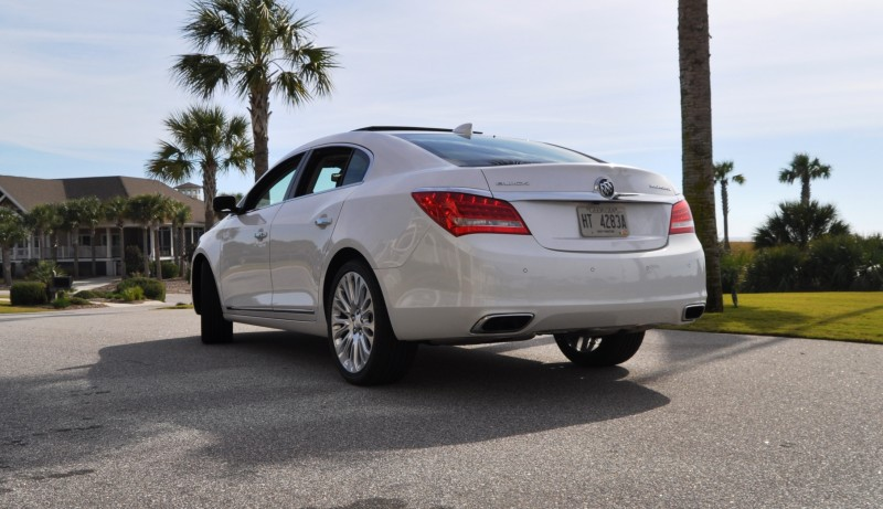 Road Test Review - 2015 Buick LaCrosse 45