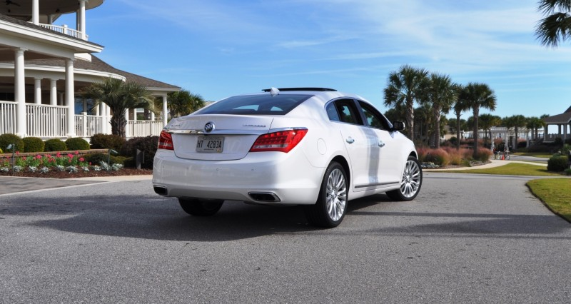 Road Test Review - 2015 Buick LaCrosse 47