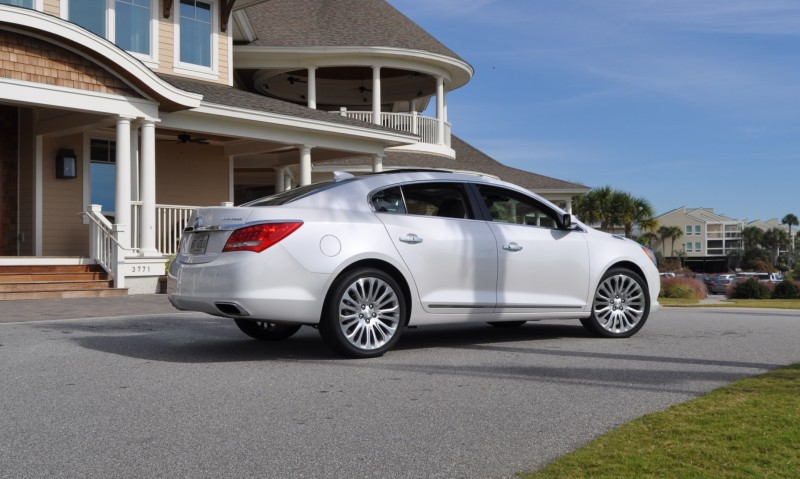 Road Test Review - 2015 Buick LaCrosse 48