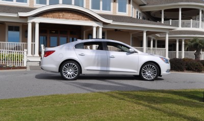 Road Test Review - 2015 Buick LaCrosse 49
