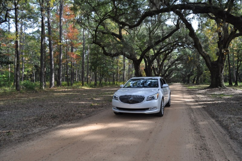 Road Test Review - 2015 Buick LaCrosse 5