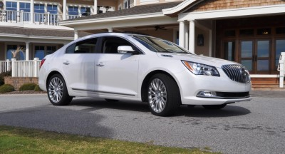 Road Test Review - 2015 Buick LaCrosse 51