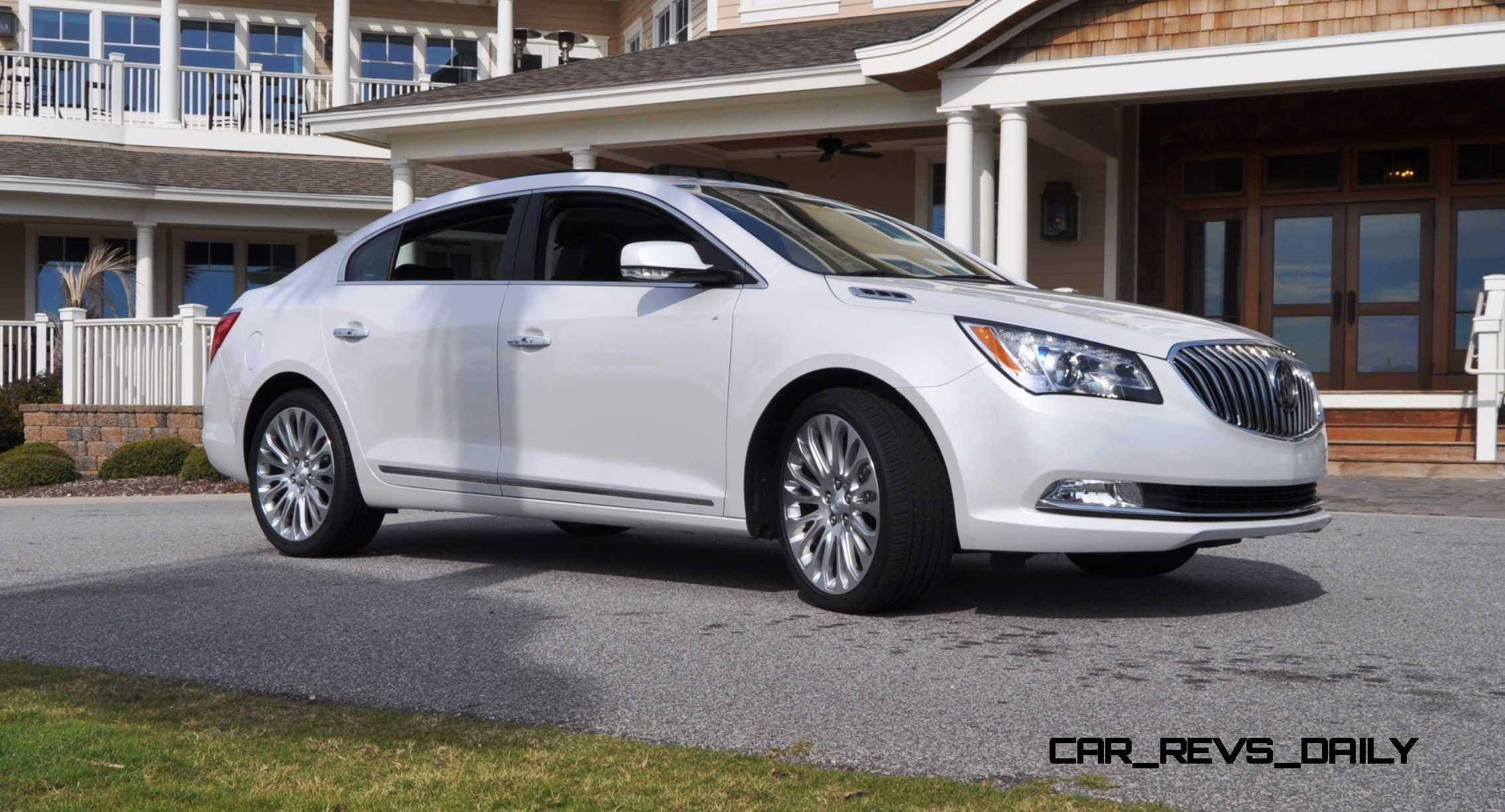 Innovative Road Test Review  2015 Buick LaCrosse 51