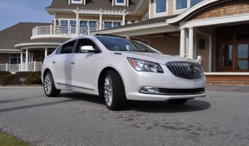 Road Test Review - 2015 Buick LaCrosse 52