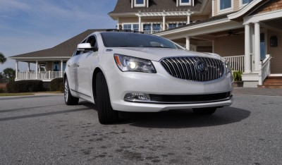 Road Test Review - 2015 Buick LaCrosse 53