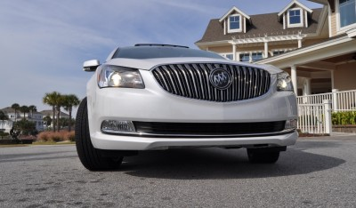 Road Test Review - 2015 Buick LaCrosse 54