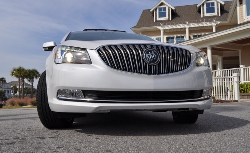 Road Test Review - 2015 Buick LaCrosse 55