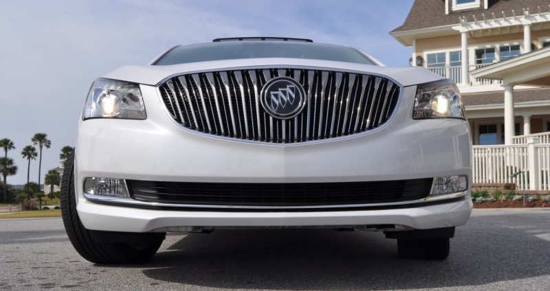 Road Test Review - 2015 Buick LaCrosse 56