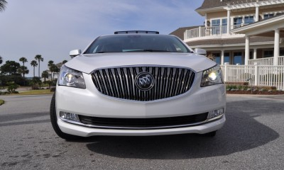 Road Test Review - 2015 Buick LaCrosse 57