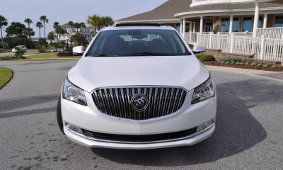 Road Test Review - 2015 Buick LaCrosse 58