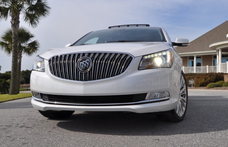 Road Test Review - 2015 Buick LaCrosse 59