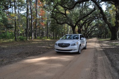 Road Test Review - 2015 Buick LaCrosse 6