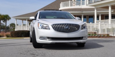 Road Test Review - 2015 Buick LaCrosse 60