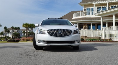 Road Test Review - 2015 Buick LaCrosse 61