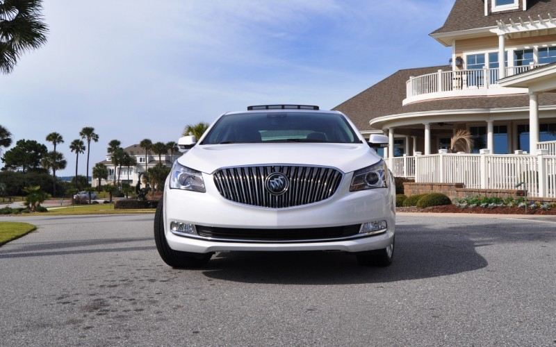 Road Test Review - 2015 Buick LaCrosse 62