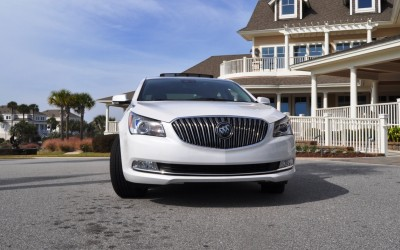 Road Test Review - 2015 Buick LaCrosse 63