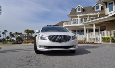 Road Test Review - 2015 Buick LaCrosse 64