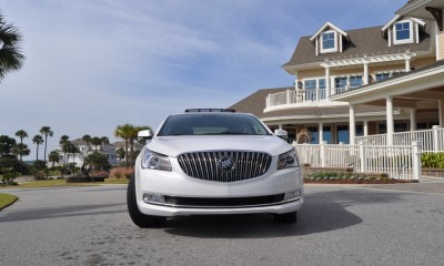 Road Test Review - 2015 Buick LaCrosse 65