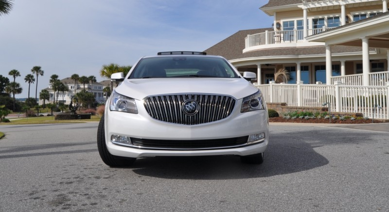 Road Test Review - 2015 Buick LaCrosse 66