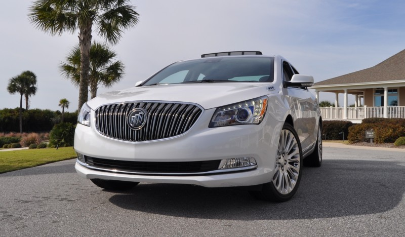 Road Test Review - 2015 Buick LaCrosse 67