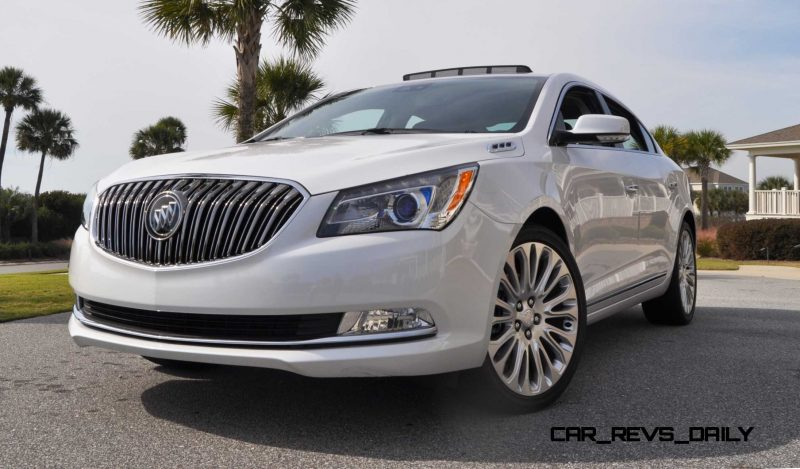 Road Test Review - 2015 Buick LaCrosse 68