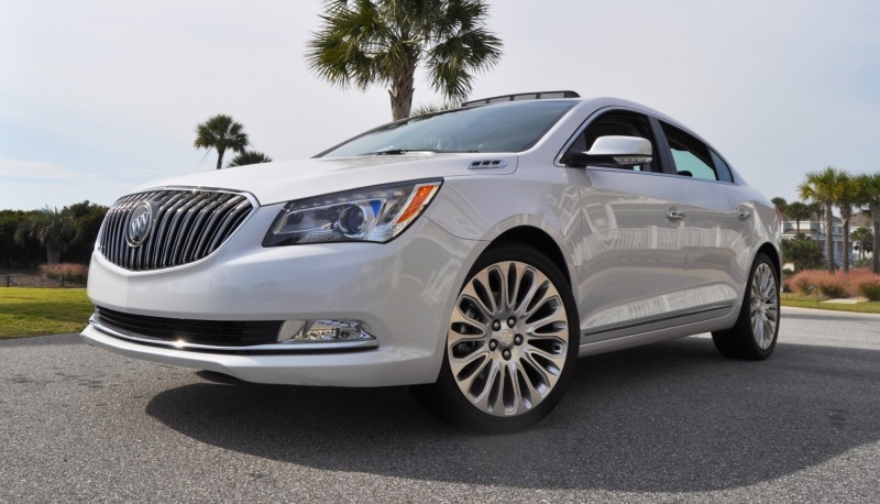 Road Test Review - 2015 Buick LaCrosse 69