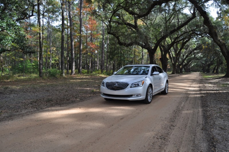 Road Test Review - 2015 Buick LaCrosse 7