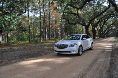 Road Test Review - 2015 Buick LaCrosse 8