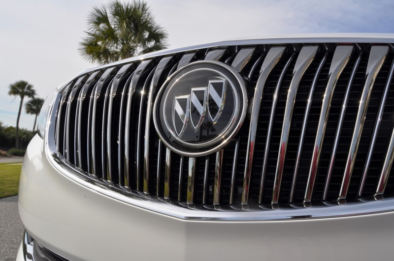 Road Test Review - 2015 Buick LaCrosse 86