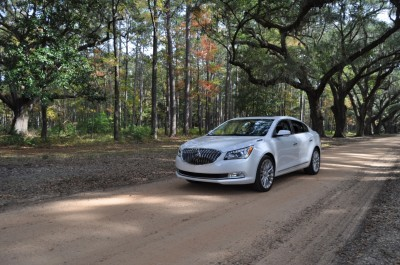 Road Test Review - 2015 Buick LaCrosse 9