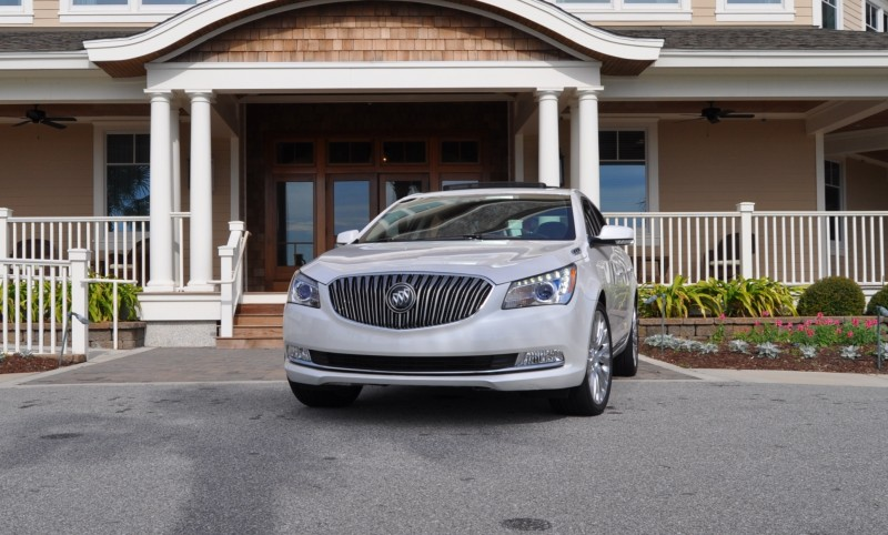 Road Test Review - 2015 Buick LaCrosse 97