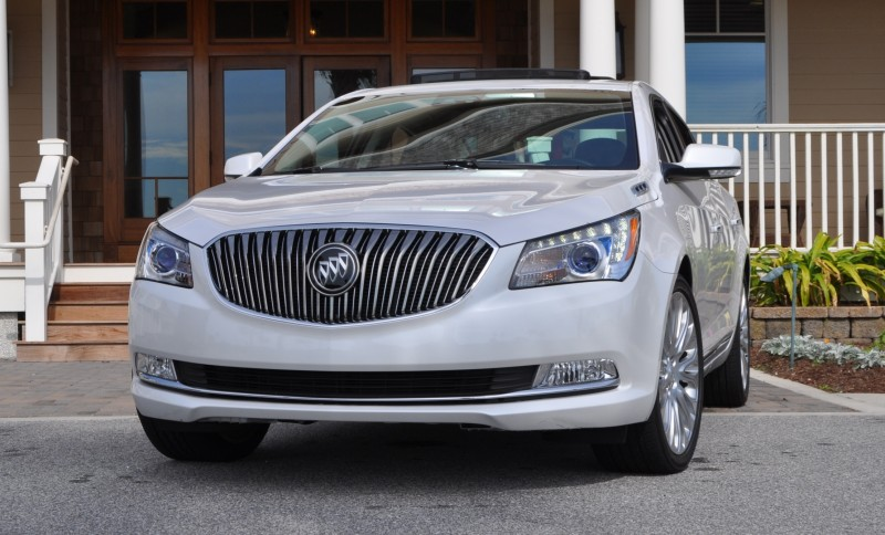 Road Test Review - 2015 Buick LaCrosse 98